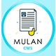 Mulan - Resume / CV CMS