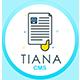 Tiana - Resume/CV CMS